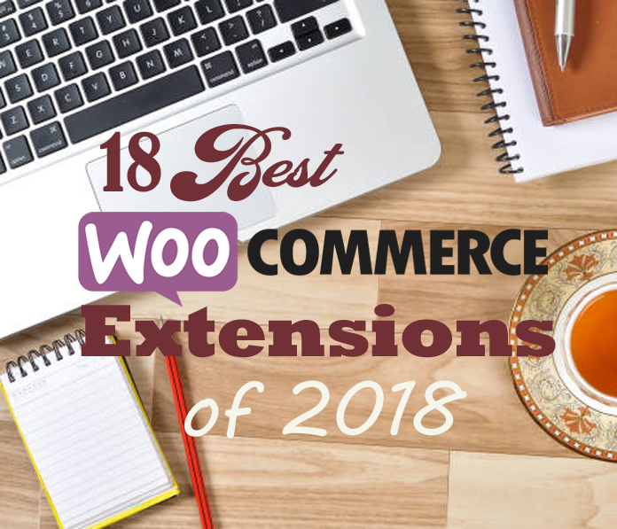 WooCommerce Extensions of 2018