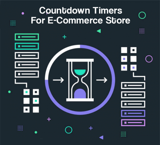Countdown Timers for eCommerce store