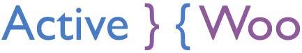 Active Woo logo