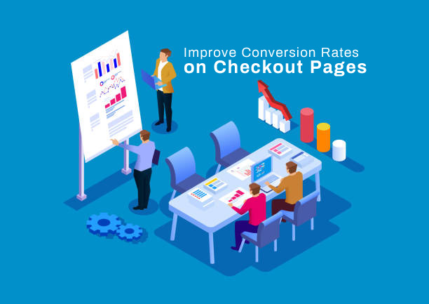 Improve conversion rates on checkout pages